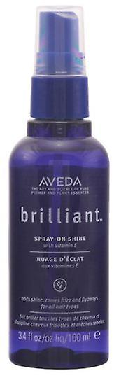 Aveda Brilliant Shine On Spray 100 Ml