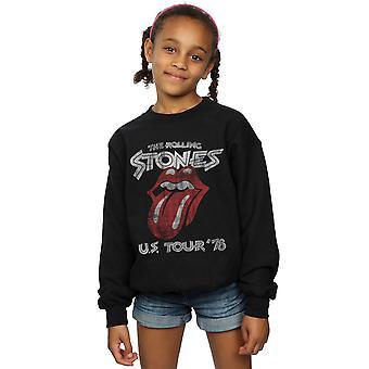 Rolling Stones dziewczyny U.S. 78 Tour Bluza
