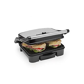 Andrew James Panini Press Health Grill With Adjustable Temperature & Drip Tray
