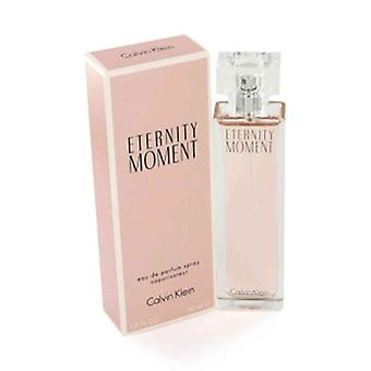 Eau de Parfum van Calvin Klein Eternity Moment 100ml EDP Spray