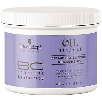 Schwarzkopf Professional Bonacure Oil Miracle Barbary Fig & Keratin Mask