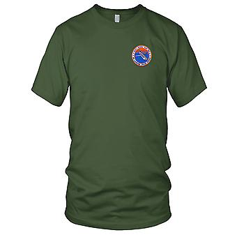 NASA - SP-225 NASA Boeing Air To Ground Missile AGM-86B Embroidered Patch - Ladies T Shirt