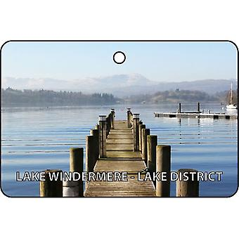 Lake Windermere - Lake District Car Air Freshener
