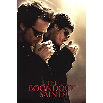 Boondock Saints - Light Up Poster Poster Print