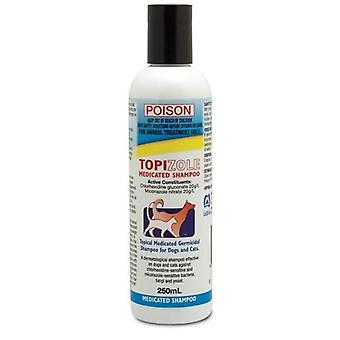Topizole Medicated Shampoo 250ml