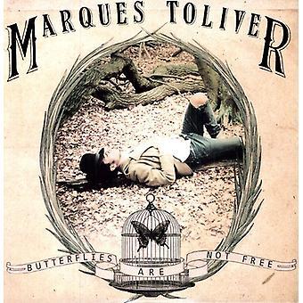 Marques Toliver - sommerfugle er ikke gratis [Vinyl] USA importerer