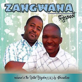 Zangwana - Respekt [CD] USA importieren