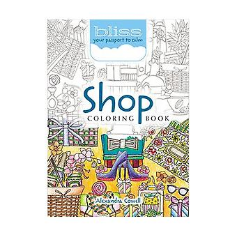 Dover Publications-Your Passport To Calm Coloring Book DOV-14384