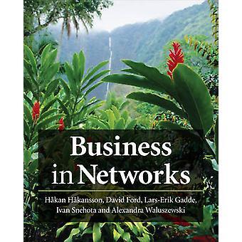 Business in Networks by Hakan Hakansson & David I. Ford & LarsErik Gadde & Ivan Snehota