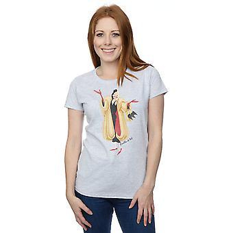 Disney Women's Classic Cruella De Vil T-Shirt