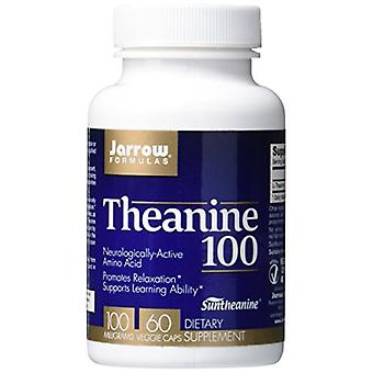 Jarrow Formulas Theanine 100mg 60 vcaps (Vitamins & supplements , Special supplements)