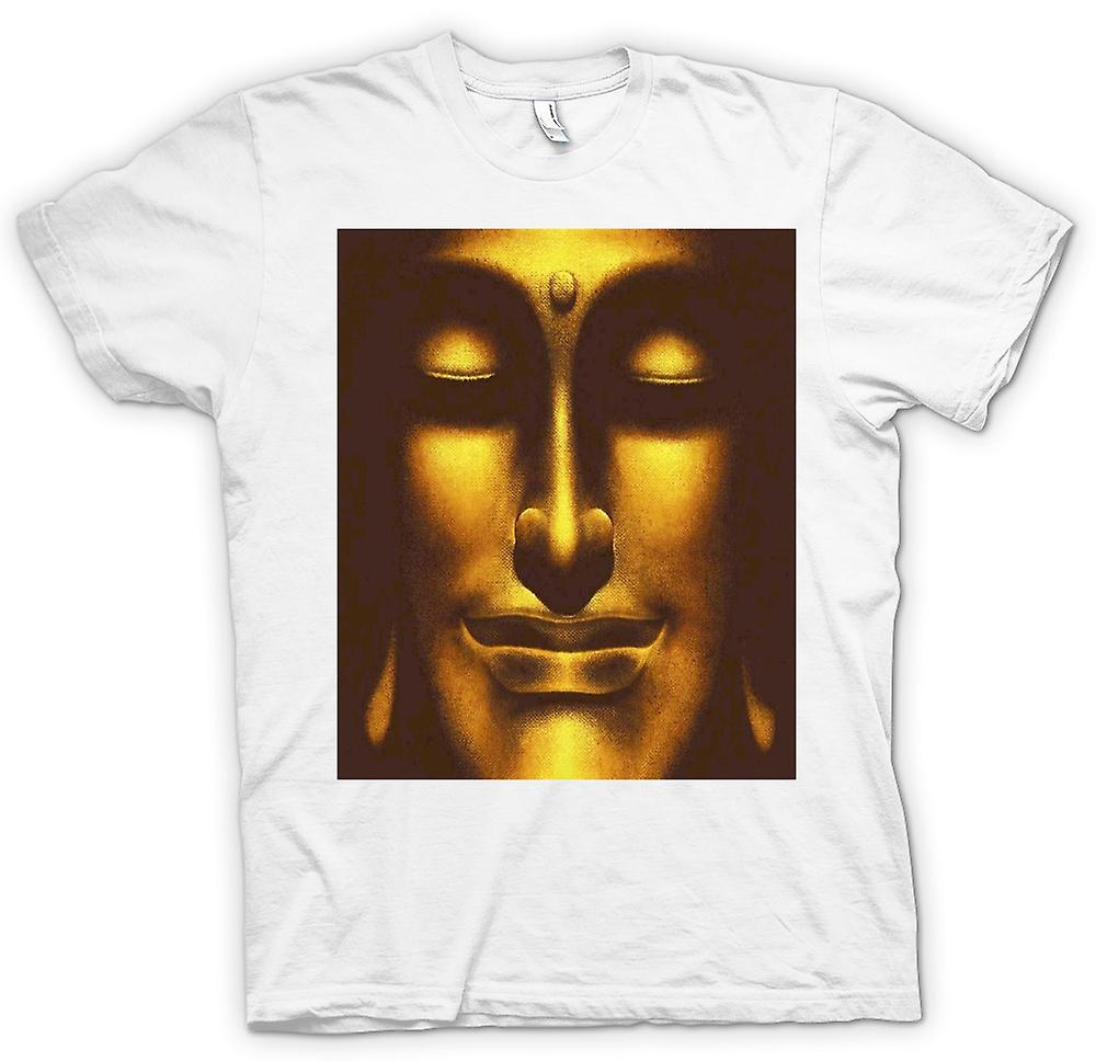 Womens T-shirt - Thai Golden Buddha