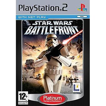 Star Wars Battlefront Platinum (PS2)