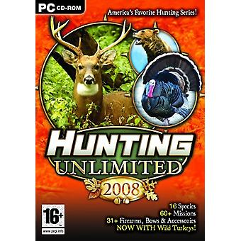 Hunting Unlimited 2008 (PC) - Usine scellée