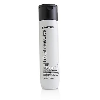 Matrix Total Results The Re-Bond Strength-Rehab System Shampoo (For Extreme Repair) 300ml/10.1oz