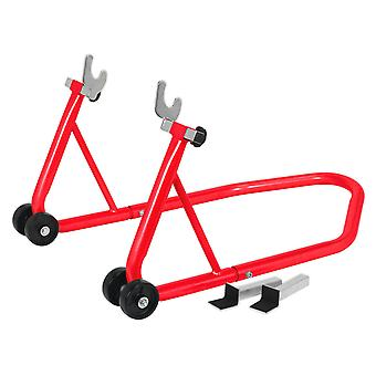 Sealey Rps1 Universal Rear Wheel Stand mit Gummifüße