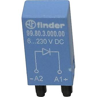 Finder 99.80.3.000.00 Coil Indication And EMC Suppression Module 99.80.3.000.00
