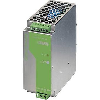 Phoenix Contact QUINT-PS-100-240AC/24DC/5 Rail mounted PSU (DIN) 24 Vdc 5 A 120 W 1 x