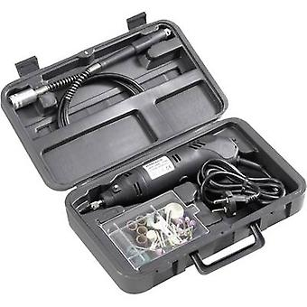 Basetech Mini 814677 Multifunction tool incl. accessories, incl. case 80-piece 130 W