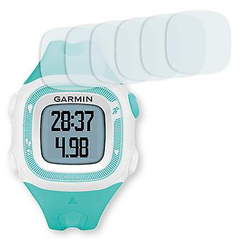 Garmin Forerunner 15 S screen protector - Golebo crystal clear protection film