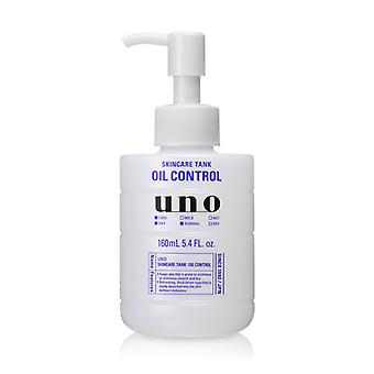 Shiseido Japan UNO Skin Tank All-in-1 Lotion for Men (160ml/5.4oz.) Pump Edition - Oil Control