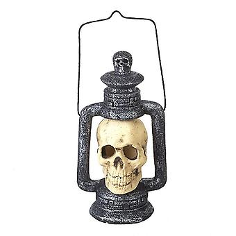 Небес посылает что череп Хэллоуин фонарь