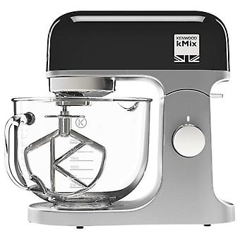 Kenwood kMix Stand Mixer with Glass Bowl Included - Black and Cream Available