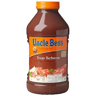 Uncle Bens texanischen BBQ-Sauce