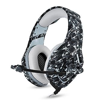 ONIKUMA K1 3.5 mm-Gaming-Headsets für PC, Laptop, PS4, XBOX