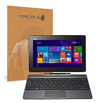 Celicious Vivid Invisible Glossy HD Screen Protector Film Compatible with ASUS Transformer Book T100TA [Pack of 2]
