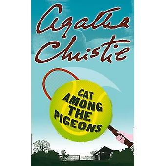Cat Among the Pigeons (Poirot) by Agatha Christie - 9780008255749 Book