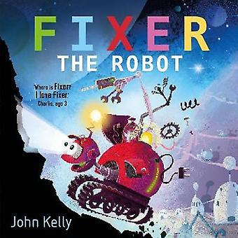 Fixador do robô por Fixer o robô - livro 9780571336371