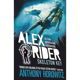 Skeleton Key par Anthony Horowitz - livre 9781406360219