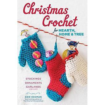 Noël au Crochet pour foyer - accueil - et arbre de Edie Eckman - 97816