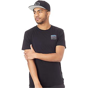 Billabong krokant T-Shirt Black