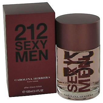 212 Sexy by Carolina Herrera After Shave 3.3 oz / 100 ml (Men)