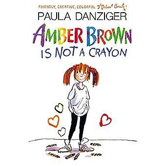 Amber Brown ist keinem Buntstift (Amber Brown)