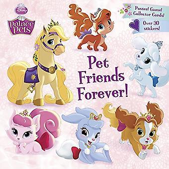 Animal Friends Forever! (Disney Princess: Palais animaux de compagnie)