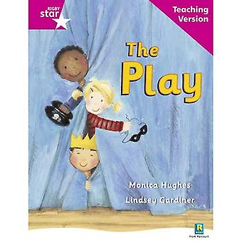 The Play: Pink Level (Rigby Star Guided)