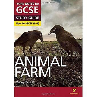 Animal Farm: York Notes for GCSE (9-1) 2015