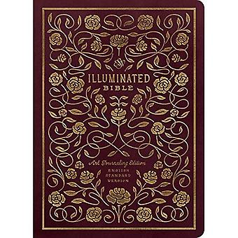ESV Illuminated Bible, Art Journaling Edition (Trutone)