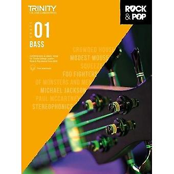 Trinity Rock & Pop 2018 Bass Grade 1 (Trinity Rock & Pop-2018)