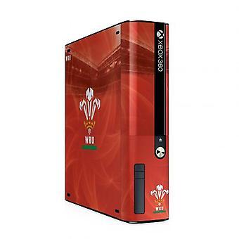 Wales RFU Xbox 360 E GO Skin