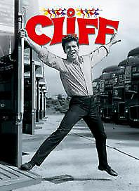 Cliff Richard on Bus fridge magnet