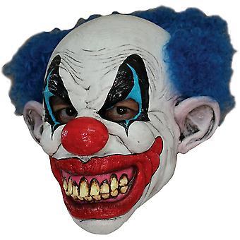 水たまりハロウィーンのピエロのラテックス マスク