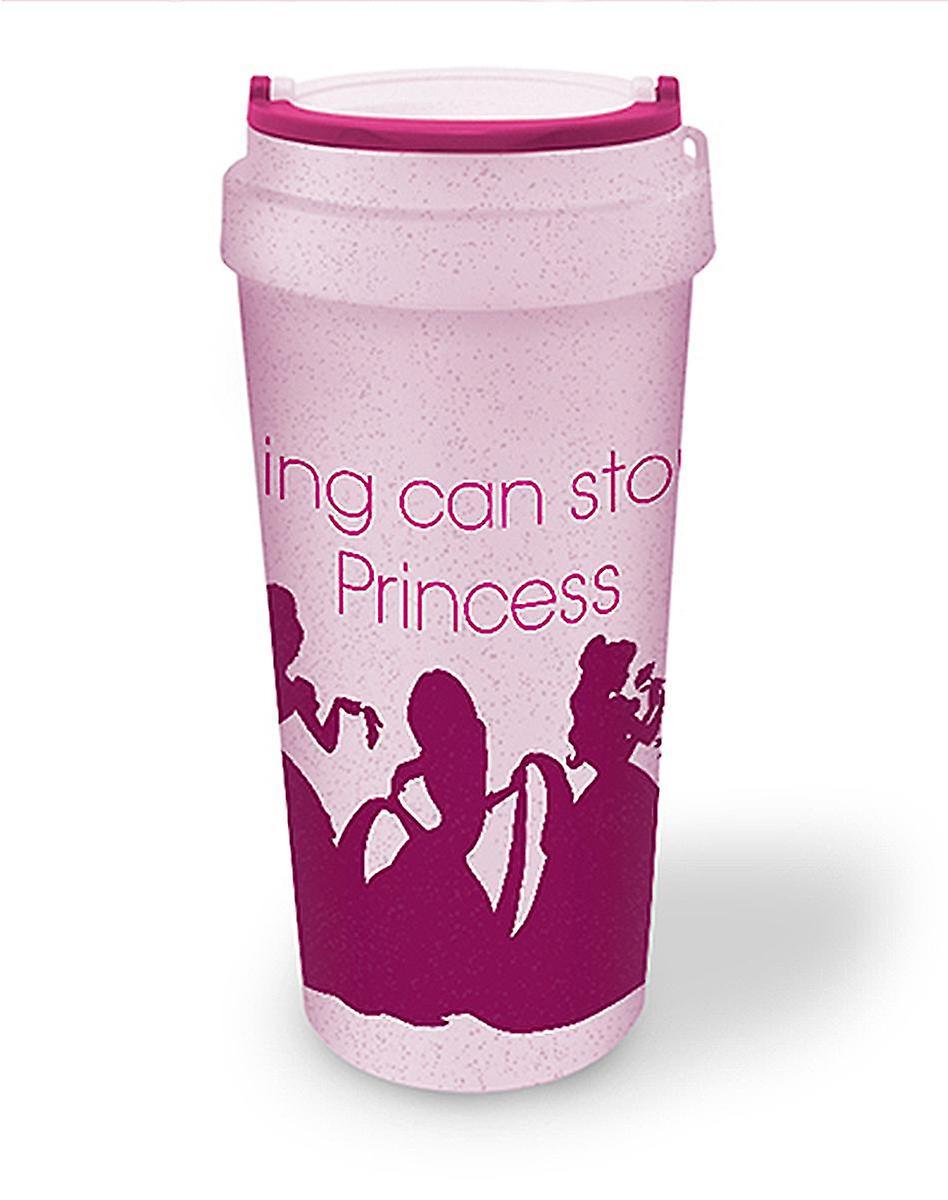 Mug Organique Café À Disney Princess Eco RoseImpriméPlastique Emporter Tasse 8vwnNm0