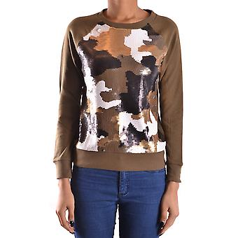 Michael Kors Camouflage Cotton Sweater