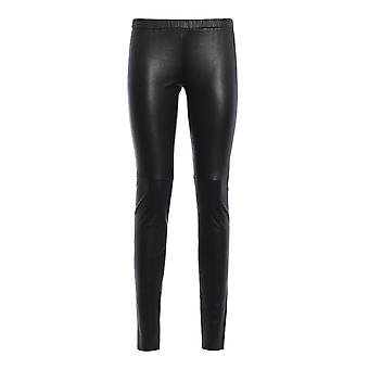 Michael Kors Black Nylon Leggings