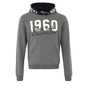 Lonsdale mens hooded sweater Marlow