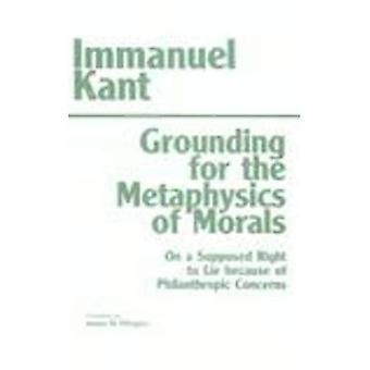 Conexión a tierra para la metafísica de las costumbres